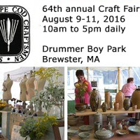 64th Society of Cape Cod Craftsmen Annual Festival