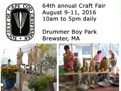 64th Society of Cape Cod Craftsmen Annual Festival