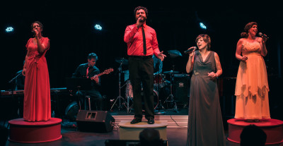 """Cotuit on the Road presents """"Now The Songs of Karen Carpenter"""""""