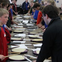 Spirit Winter Percussion Open Practice – Come Drum with Us!