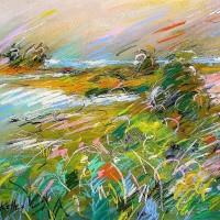 Contemporary Pastel: Cape Cod Landscapes