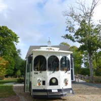 Falmouth Museums on the Green Historic Trolley Tou...