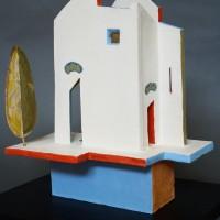 "Guest Artist, Heather Blume Exhibition, ""Elements of Architecture"""