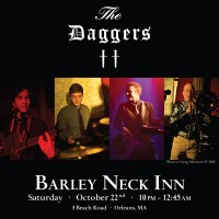 The Daggers at Barley Neck Inn