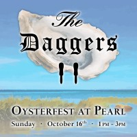 The Daggers at Pearl