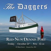The Daggers at Red Nun Dennisport