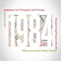 """Auditions: George Orwell's """"1984"""""""