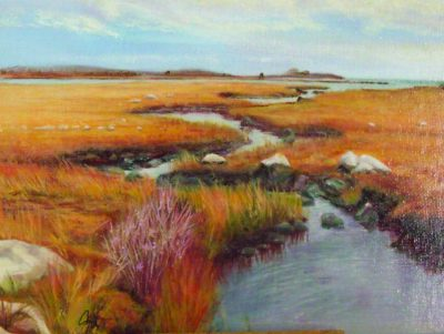 Eastwind Gallery Orleans exhibit at Cape Cod Cultural Center