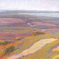 Painting the Impressionistic Landscape in Oil with Lois Griffel, Sept. 2-5, 2020.