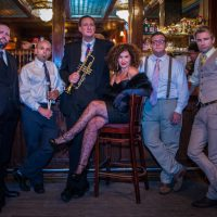 Woods Hole Jazz Presents Svetlana and the Delancey Five