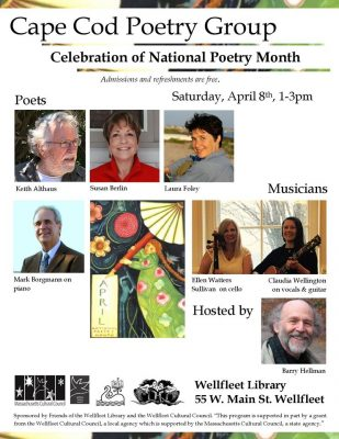 Celebration of National Poetry Month