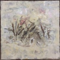 Encaustic Wax Painting Demonstration with Shirley Mossman Nisbet