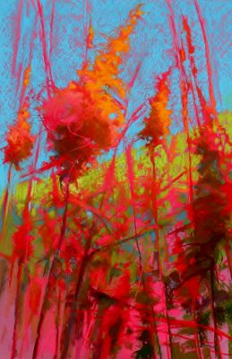 For the Love of Color - Welcome Spring Reception