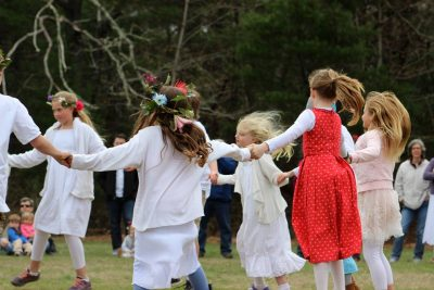 May Day at Waldorf School of Cape Cod
