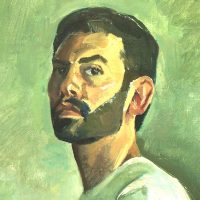 Painting the Portrait Outdoors with Brett Gamache
