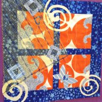 Textile and Fiber Art with Nathalie Ferrier