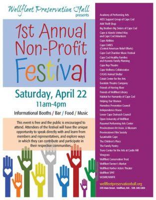1st Annual Non-Profit Festival
