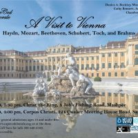Cape Cod Chorale: A Visit To Vienna