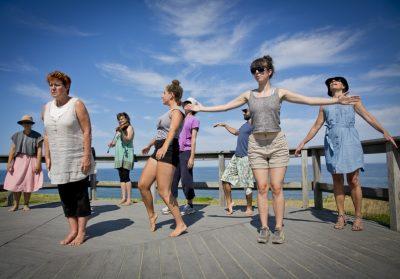 Fleet Movement Explorations: Experimental Dance Class