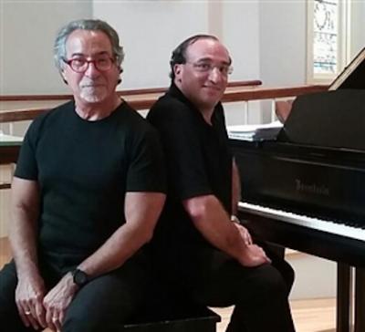4 HAND PIANO – The Philip Liston-Kraft/Daniel Weiser Piano Duo