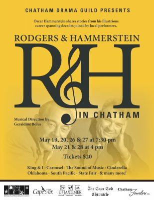 Rodgers and Hammerstein in Chatham