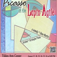 """Picasso at the Lapin Agile"" by Steve Martin"