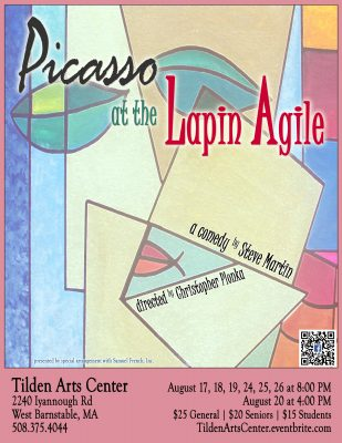 """""""Picasso at the Lapin Agile"""" by Steve Martin"""