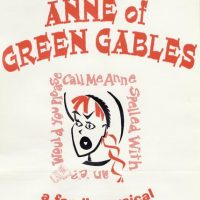 Anne of Green Gables, The Musical