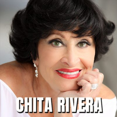 Broadway @ Cotuit Center for the Arts with CHITA RIVERA and SETH RUDETSKY