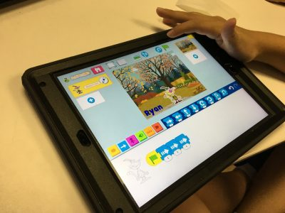 Building Code with ScratchJr