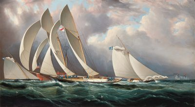 "Cahoon Museum: ""Master of the Maritime: The Art of..."