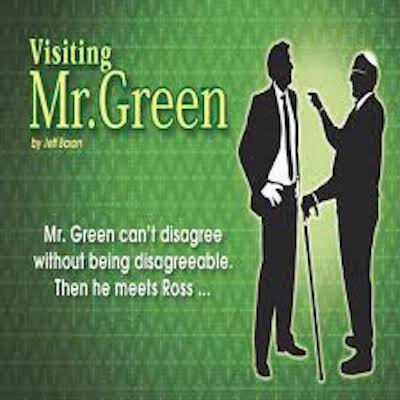 "ETC presents ""Visiting Mr. Green"" by Jeff Baron"