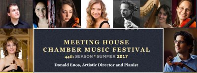 Meeting House Chamber Music Festival Concert