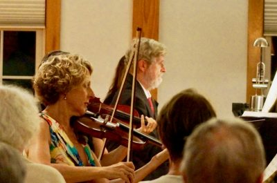 Meeting House Chamber Music Festival at Highfield ...
