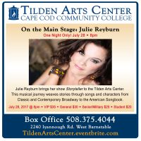 "On the Main Stage: Julie Reyburn presents ""Storyteller"""