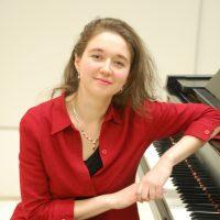 Pianist Anastasia Seifetdinova
