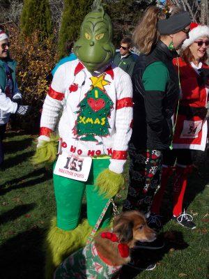 Santa Stampede 5K and Family Fun Run