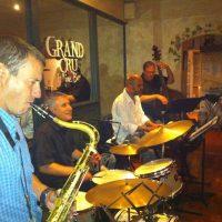 Scott Avidon (sax) & Fabiano de Castro (piano)...
