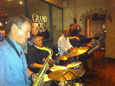 Scott Avidon (sax) & Fabiano de Castro (piano)
