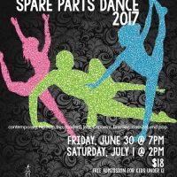 Spare Parts Dance Performance
