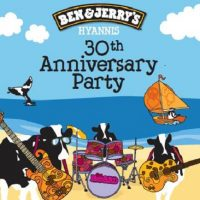 Ben & Jerry's Hyannis 30th Anniversary Celebration!
