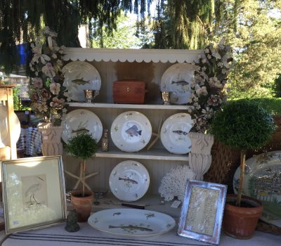 26th Annual Antiques Show presented by the Ostervi...