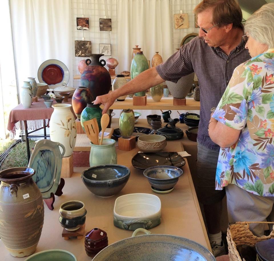 65th Annual Society Of Cape Cod Craftsmen Craft Fair