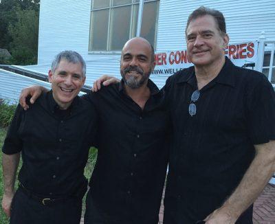 Bart Weisman Jazz Group Featuring Fabiano de Castr...