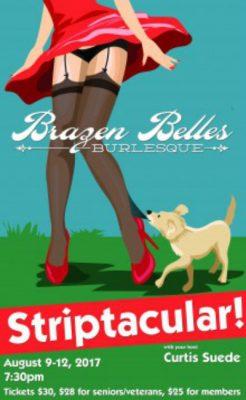 Brazen Belles Summer Striptacular