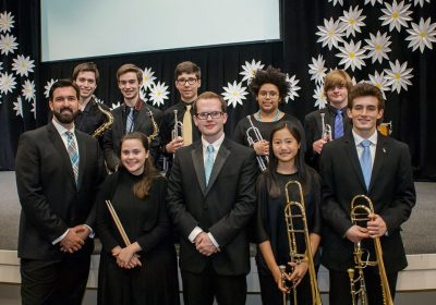 CYO Brass, Saxes and Drums perform at Pops By the Sea