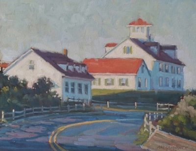 Capturing the Cape! Exhibition of New Works in Oil by Arnie Casavant at Gallery 31 Fine Art
