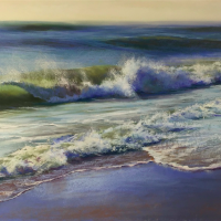 Heat Wave! Exhibition of New Works in Pastel by Je...