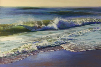 Heat Wave! Exhibition of New Works in Pastel by Jeanne Rosier Smith at Gallery 31 Fine Art