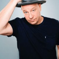 Jeff Ross at the Melody Tent (August 4)